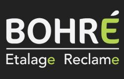 Bohré Etalage Reclame